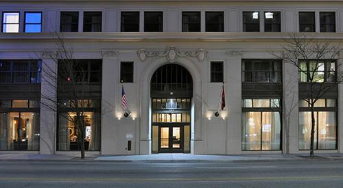 Iti Glass Ambassador Hotel Lobby